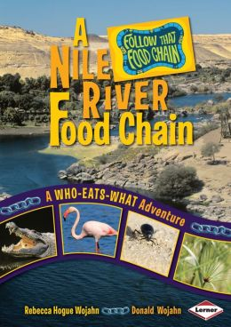 A Nile River Food Chain: A Who-Eats-What Adventure