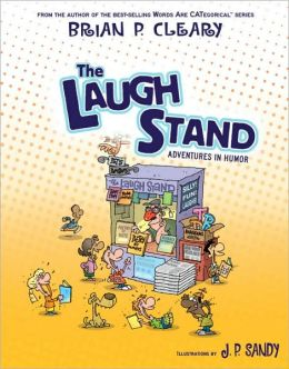 The Laugh Stand: Adventures in Humor