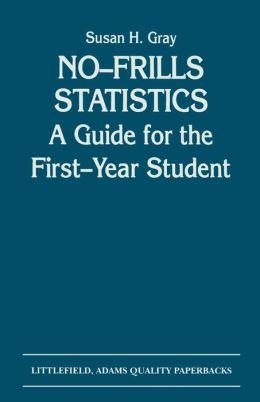 No-Frills Statistics