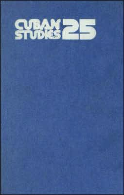 Cuban Studies (Pitt Latin American Series)