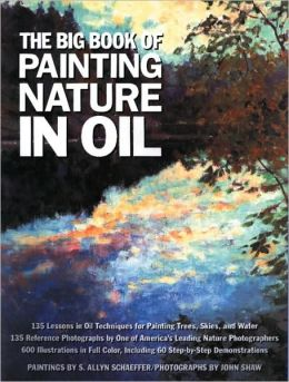 Big Book of Painting Nature in Oil