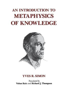 An Introduction to Metaphysics of Knowledge