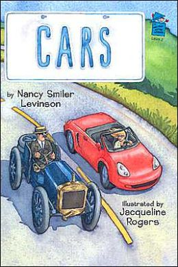Cars: A Holiday House Reader, Level 2