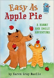 Easy As Apple Pie: A Harry and Emily Adventure