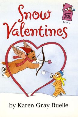 Snow Valentines: A Harry and Emily Adventure (Holiday House Reader Series)