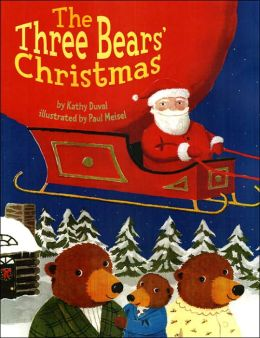 The Three Bear's Christmas