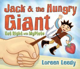 Jack and the Hungry Giant Eat Right with My Plate
