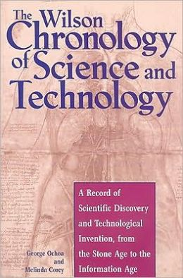 Wilson Chronology of Science and Technology