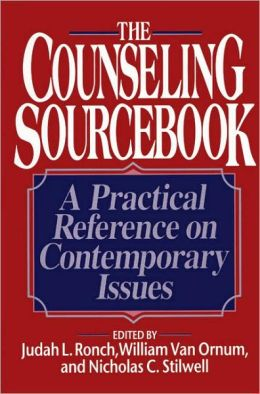 Counseling Sourcebook: A Practical Reference on Contemporary Issues