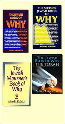 The Jewish Books of Why Library