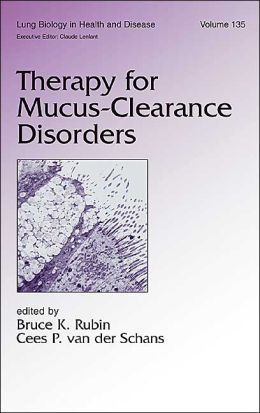 Therapy for Mucus-Clearance Disorders