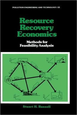 Resource Recovery Economics