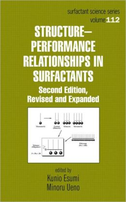 Structure-Performance Relationships in Surfactants