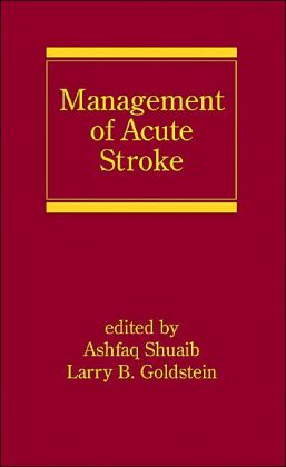 Management of Acute Stroke