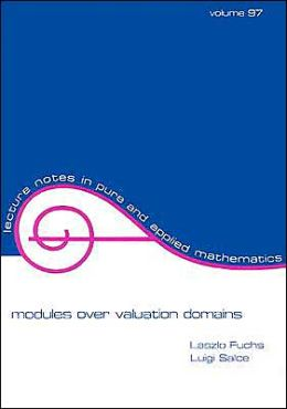 Modules over Valuation Rings