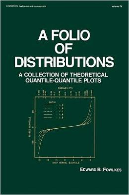 A Folio Of Distributions