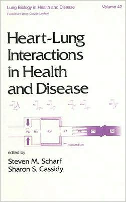 Heart-Lung Interactions in Health and Disease