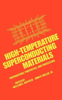 High-Temperature Superconducting Materials