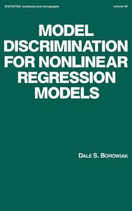 Model Discrimination for Nonlinear Regression Models