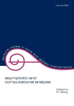 Asymptotic And Computational Analysis