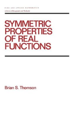 Symmetric Properties Of Real Functions