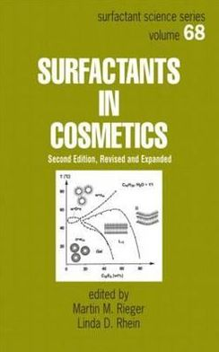 Surfactants in Cosmetics