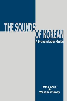 Sounds Of Korean
