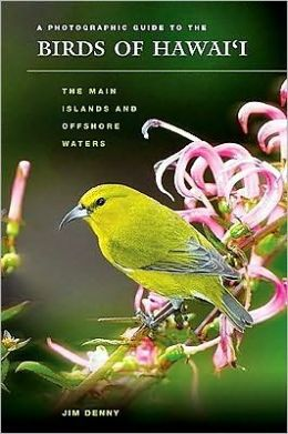 Photographic Guide to the Birds of Hawai'i: The Main Islands and Offshore Waters