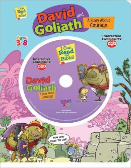 David and Goliath - A Story about Courage
