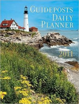 Guideposts Daily Planner 2011