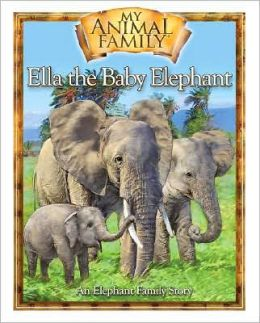 Ella the Baby Elephant
