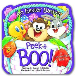 An Easter Basket Peek-A-Boo!