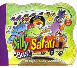 The Silly Safari Bus