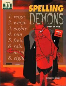 Spelling Demons Week by Week