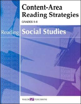 Content Area Reading Strategies: Social Studies