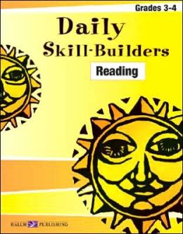 Daily Skill-builders Reading: Grades 3-4