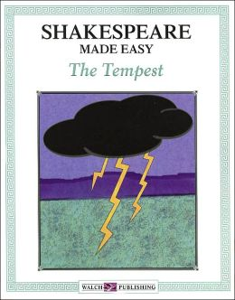 The Tempest (Shakespeare Made Easy Study Guides Series)