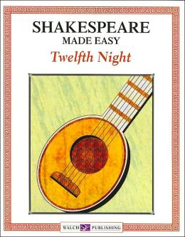 Twelfth Night (Shakespeare Made Easy Study Guides Series)
