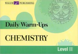 Daily Warm-Ups: Chemistry Level II