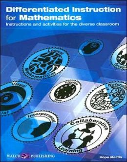 Differentiated Instruction for Mathematics, Middle School
