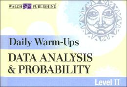 Daily Warm-Ups: Data Analysis and Probability Level II