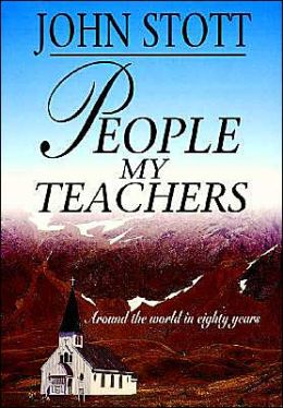 People My Teachers: Around the World in Eighty Years