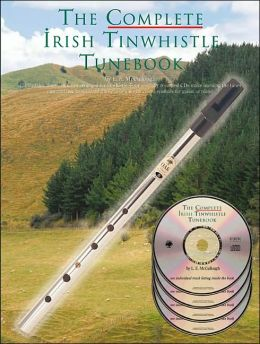 Complete Irish Tinwhistle Tunebook