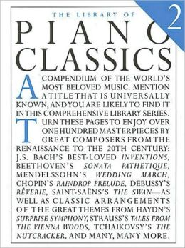 Library of Piano Classics 2