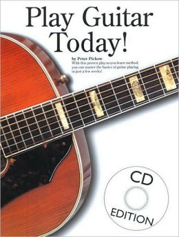 Play Guitar Today!, with CD