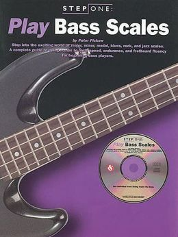 Play Bass Scales (Step One Series), with CD