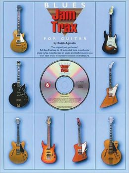 Blues Jam Trax for Guitar, with CD