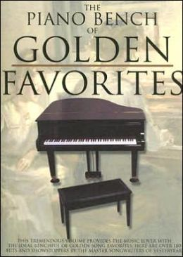 The Piano Bench of Golden Favorites
