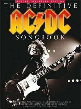 The Definitive AC/DC Songbook: Guitar Tab