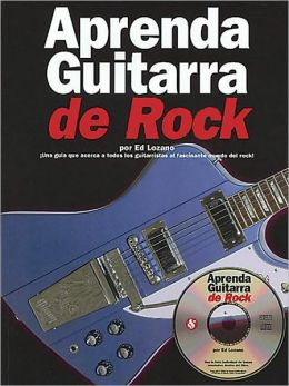 Aprenda Guitarra de Rock with CD